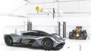 Aston Martin presenta un prototipo de 1.000 caballos