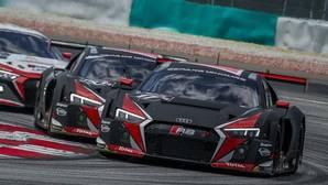 Audi celebra las 200 unidades del R8 LMS