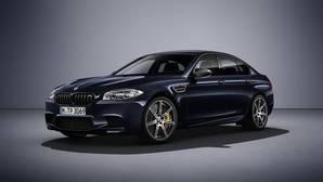 Serie limitada BMW M5: solo 200 unidades con 600 CV de potencia