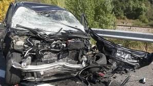 Los coches antiguos duplican la probabilidad de morir en un accidente