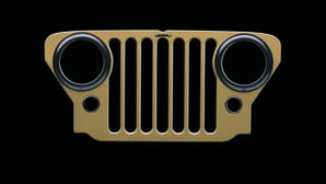 Así ha cambiado la «cara» de Jeep a lo largo del tiempo