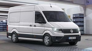 El nuevo Volkswagen Crafter marcará diferencias