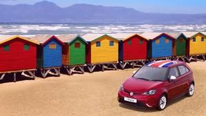 Seis cosas que echarás de menos si el coche se estropea en la playa