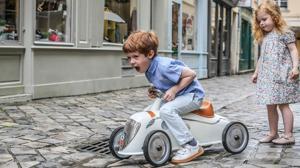 Peugeot hasta para niños