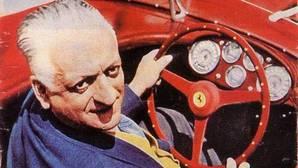 Enzo Ferrari: la «vie en rouge» del genio de los motores