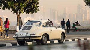 Historias de un viejo Porsche en las calles de Bombay