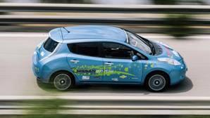 Empleados de Nissan fabrican un súper prototipo eléctrico en su tiempo libre