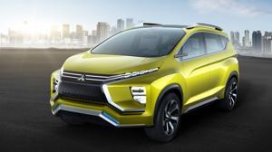 El último ensayo de Mitsubishi es este XM Concept