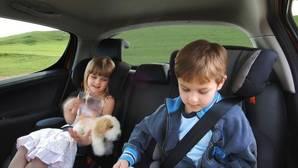 Consejos para no marearte en el coche