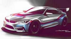 BMW ya tiene sustituto para el M3 GT4, será el M4 GT4