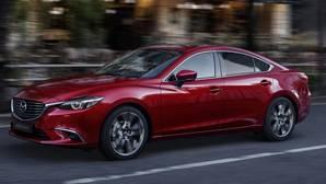 Mazda6 2017, alumno aventajado en seguridad activa