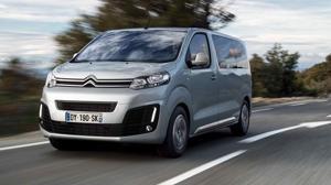 Citroën SpaceTourer, a la venta desde 24.515 euros