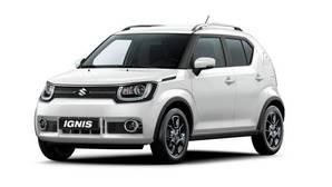 Novedades de Suzuki en París
