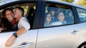 ¿Qué hacemos con los niños en el coche?