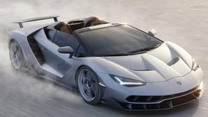 Lamborghini Centenario Roadster: potencia, innovación y diseño atemporal