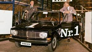 El Volvo 144 cumple 50 años