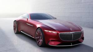 Vision Mercedes-Maybach 6, la máxima expresión del lujo
