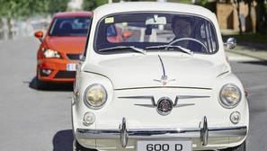 Del SEAT 600 al Ibiza: así han evolucionado los elementos de seguridad