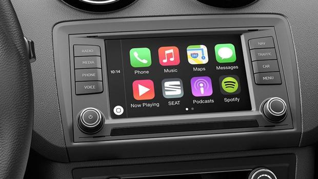 Aplicaciones exclusivas para el navegador del coche