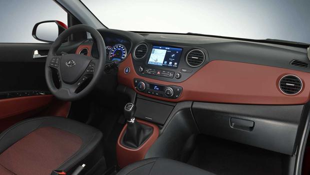 Todo lo que aporta el actualizado Hyundai i10