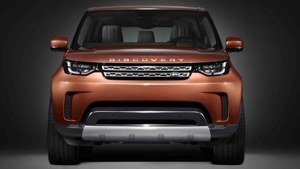 Primeras imágenes del nuevo Land Rover Discovery