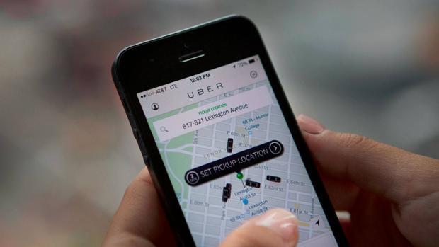 Uber dispondrá de un servicio de coches 100% eléctricos en Madrid