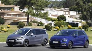 Los Citroën C4 Picasso y Grand C4 Picasso se actualizan