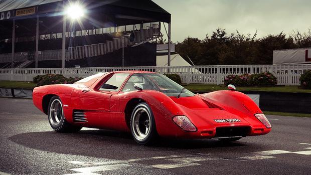 M6GT, el primer McLaren de calle de la historia