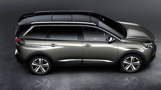 Peugeot desvela su nuevo 5008, ahora más «SUV» que nunca