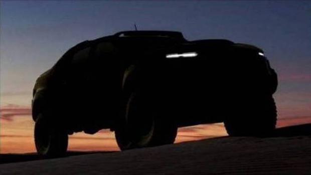 SUV «ecológico» para el Ejército norteamericano