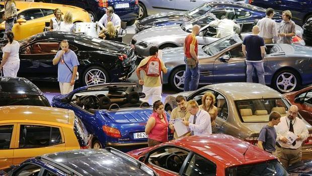 Las ventas de vehículos usados crecen un 13% hasta agosto