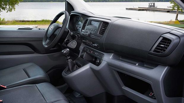 Proace Verso y Furgón, nuevos «pesos medios» de Toyota