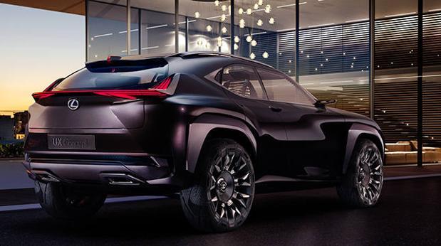 ¿Será este tres puerta el nuevo SUV de Lexus?