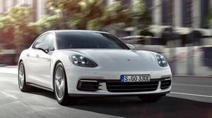 Cuarta evolución del Porsche Panamera híbrido