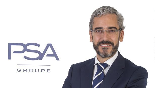 José Antonio León Capitán, nuevo director de comunicación del Grupo PSA para España y Portugal