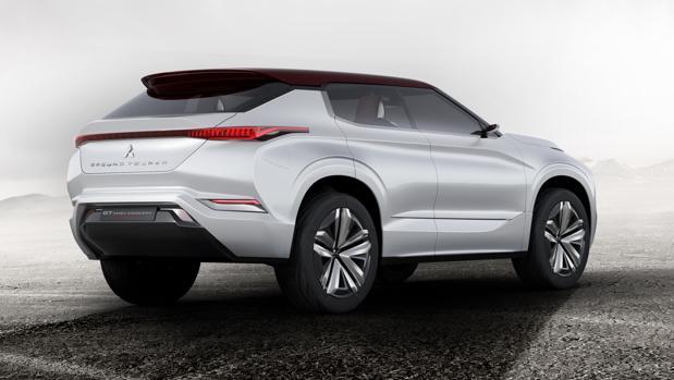 Novedades de Mitsubishi en París