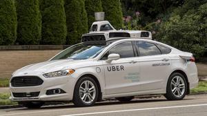 Uber pone en marcha su primer coche autónomo