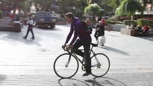 La bicicleta es el vehículo más eficiente en los trayectos inferiores a 5 kilómetros