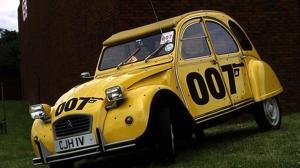 Los «cameos» de Citroën en el cine