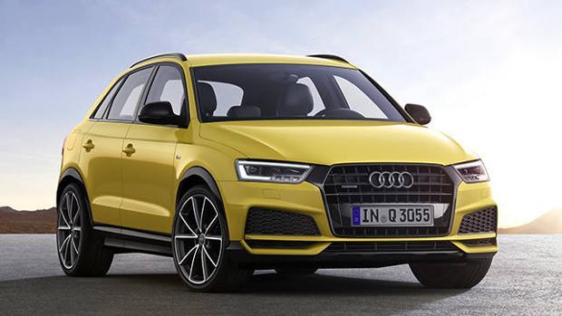 El nuevo Audi Q3 S line competition ofrece una imagen más deportiva