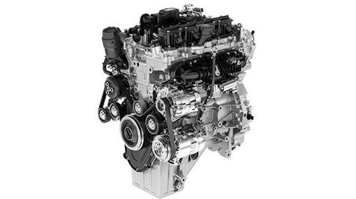 Nuevo motor Ingenium de gasolina