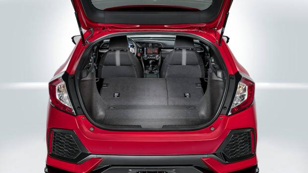 El nuevo Honda Civic 5 puertas hereda la esencia y revoluciona la técnica
