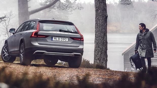 Detalles del nuevo Volvo V90 Cross Country
