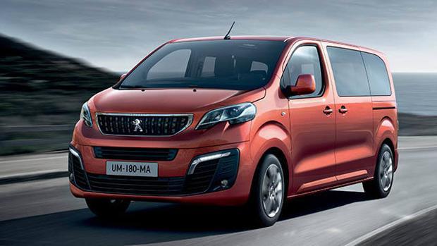 Peugeot Traveller, para la familia y el trabajo