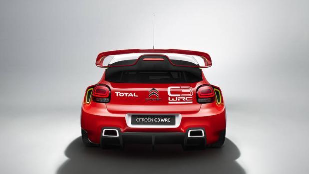 Salón del Automóvil de París 2016:  Citroën prepara su regreso al Campeonato Mundial de Rallies FIA
