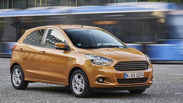 El nuevo Ford Ka+