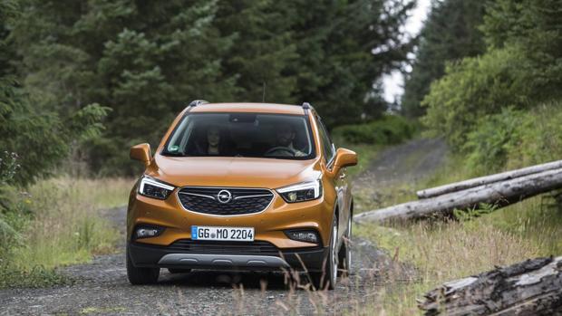 Opel Mokka X: completa puesta al día