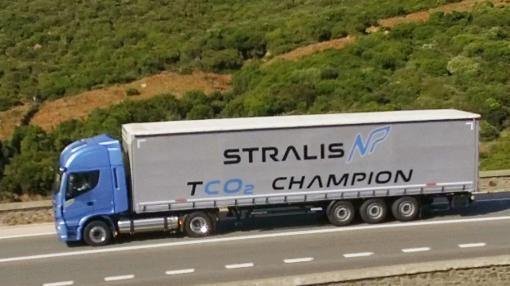 IVECO Stralis NP