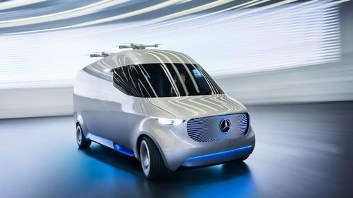 Vision Van de Mercedes-Benz