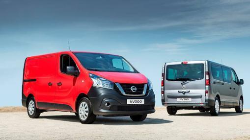 Nissan NV300 Van y Combi